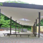 多摩動物園うま広場休憩施設建築工事